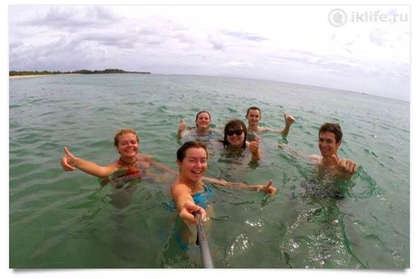 Поездка-на-пляж-в-Nusa-Dua
