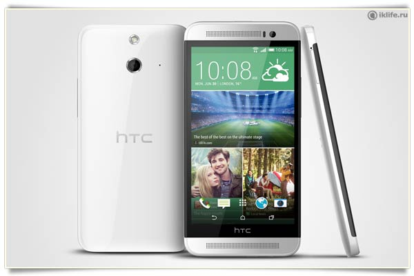 главный приз HTC One E8 Dual SIM