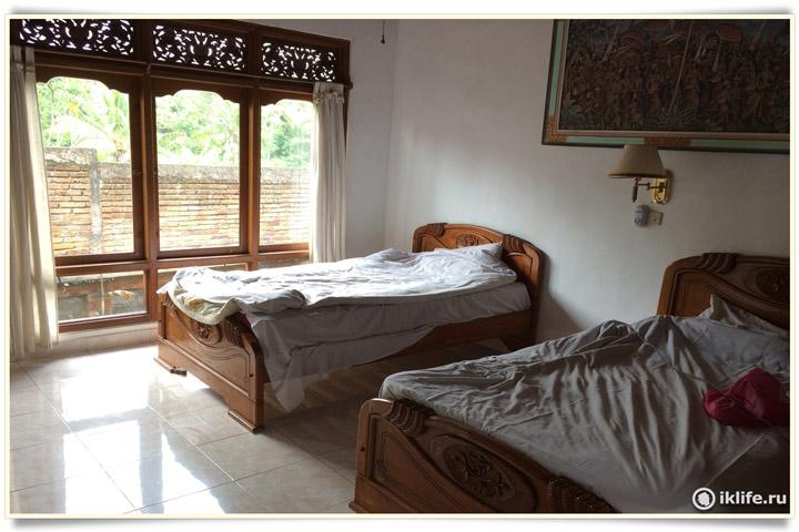 Дом в деревне рд2 на Бали