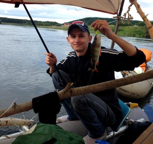 сплав и рыбалка на сылве