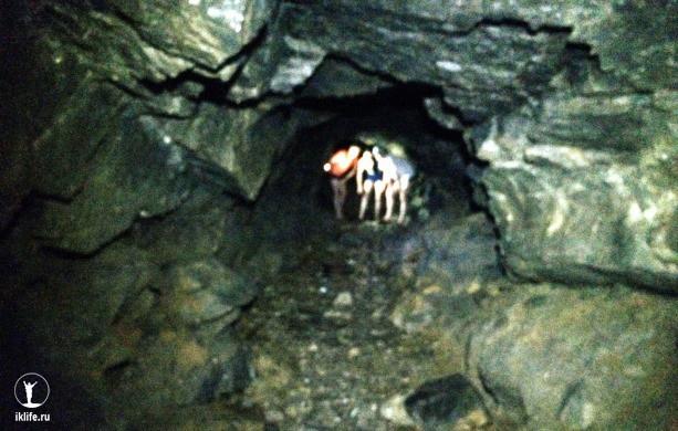 пещера печка