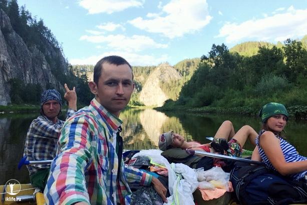 Сплав по рекам Башкирии