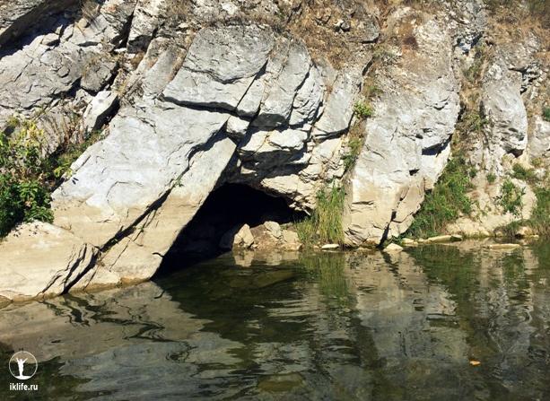 Миндигуловская пещера в Башкирии