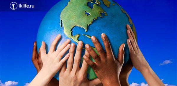 Волонтёрство за границей