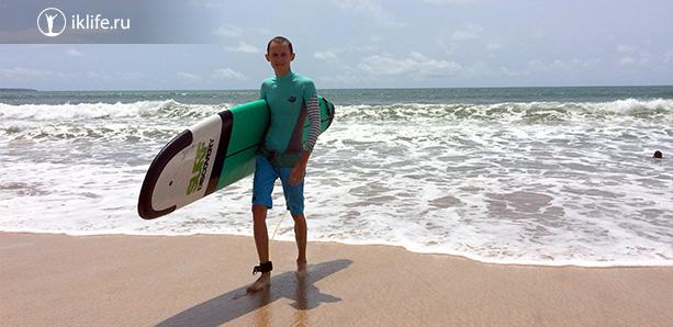новый год на бали и сёрфинг