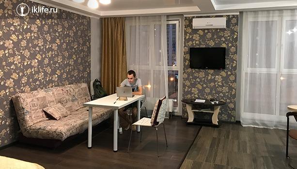 Апартаменты на сутки в Краснодаре