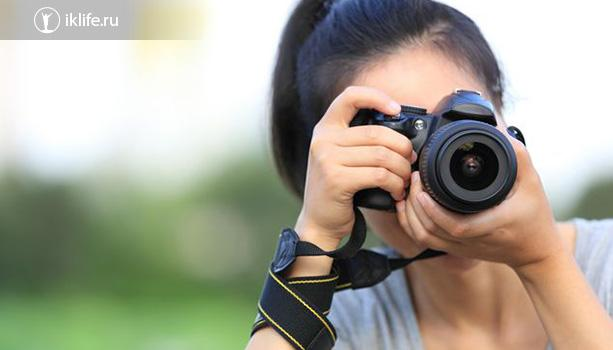 Подработка фотографом