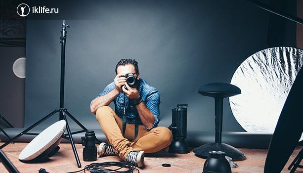 Как зарабатывать на фото
