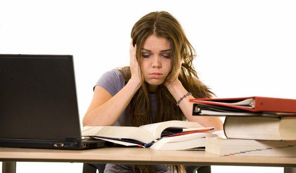 Проблемы работающего студента