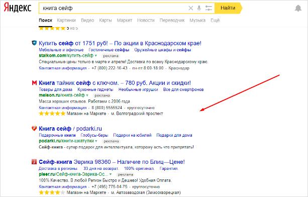 Проверка спроса с помощью Яндекса
