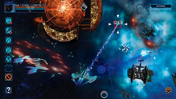 Игра Nebula Online