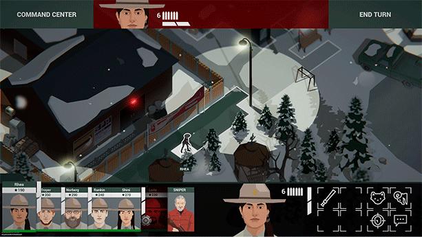 дна из самых продаваемых инди-игр This is the Police
