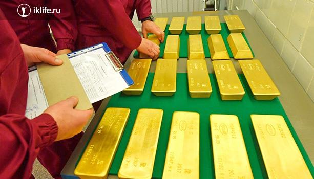 Золотовалютные резервы страны