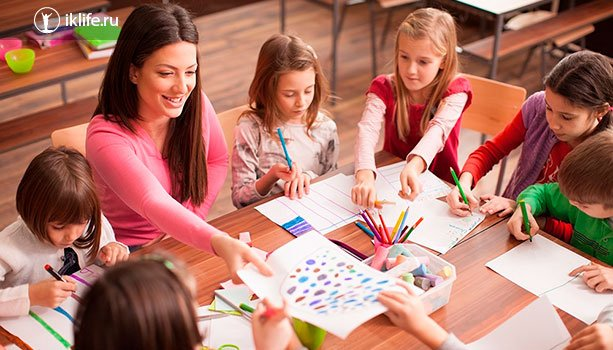 Образовательные услуги для детей