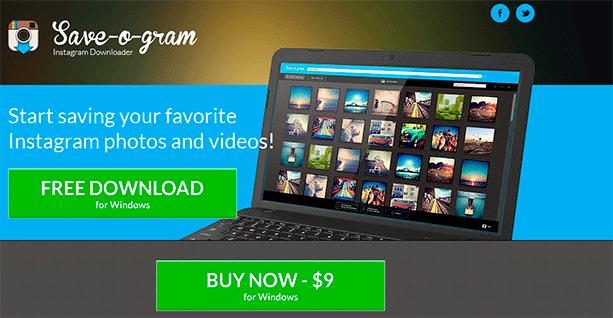 Сайт разработчика Save-o-gram