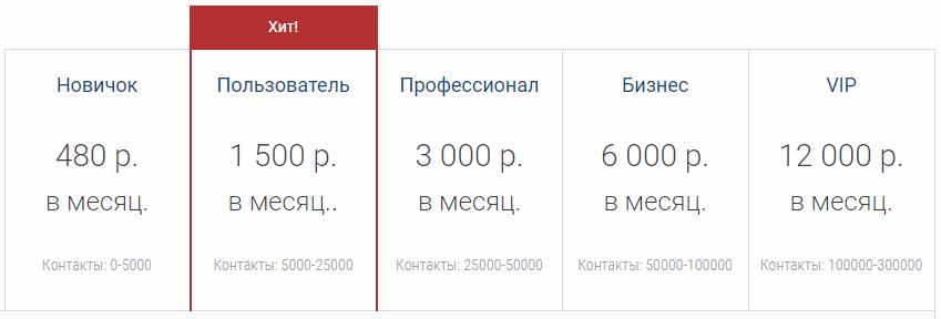 Цены на АвтоВебОфис