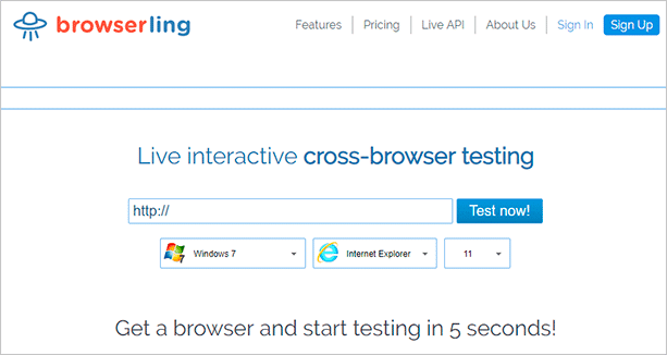 Browserling