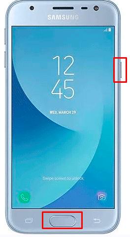 Скриншот в новых телефонах