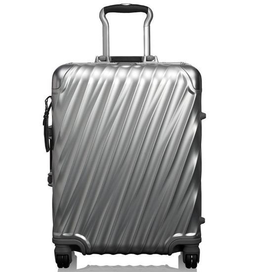 Tumi 36861SLV2 19 Degree Aluminum Continental Carry-On