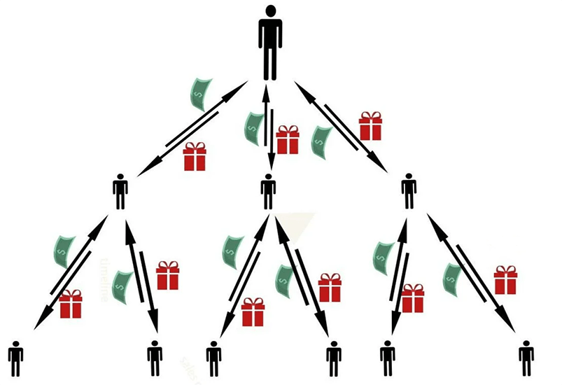 Как устроены финансовые пирамиды