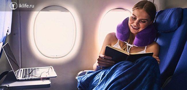 Что взять с собой в самолет