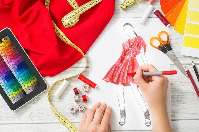 Дизайн и пошив одежды