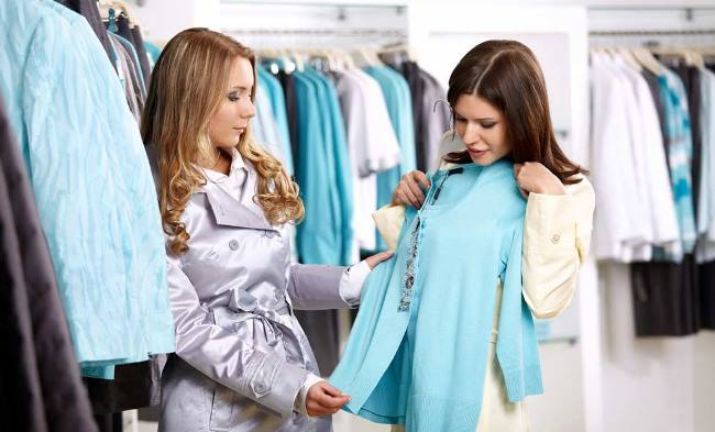 Подбор одежды за деньги