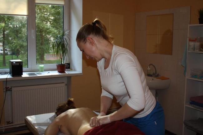 Подработка массажистом