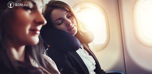 Подушки для самолета