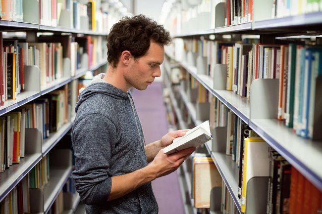Чтение помогает развить мышлениеЧтение помогает развить мышление