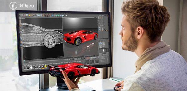 курсы 3D-моделирования