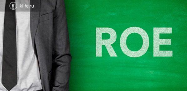 ROE – что это такое и как рассчитать