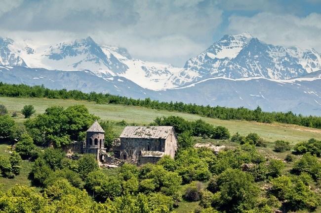 Красоты Южной Осетии