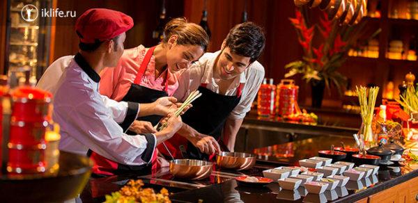 Кулинарные курсы онлайн