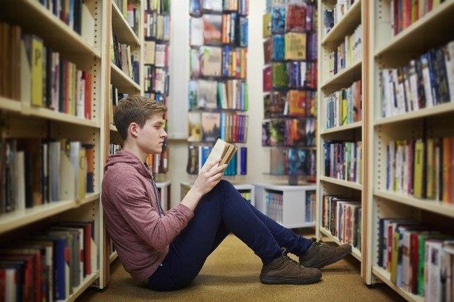 Чтение – лучшее лекарство от деградации