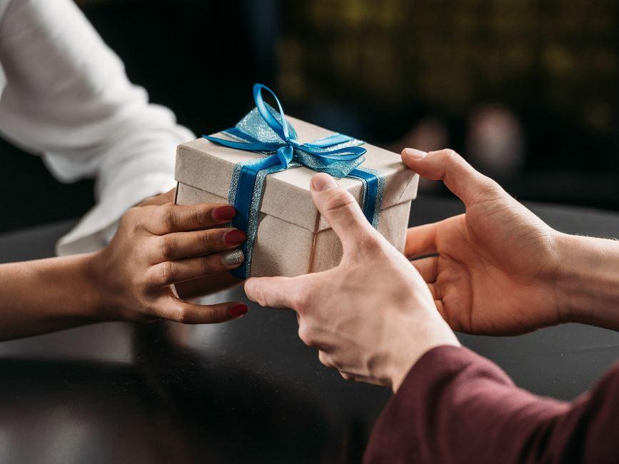 Подарок в знак признательности