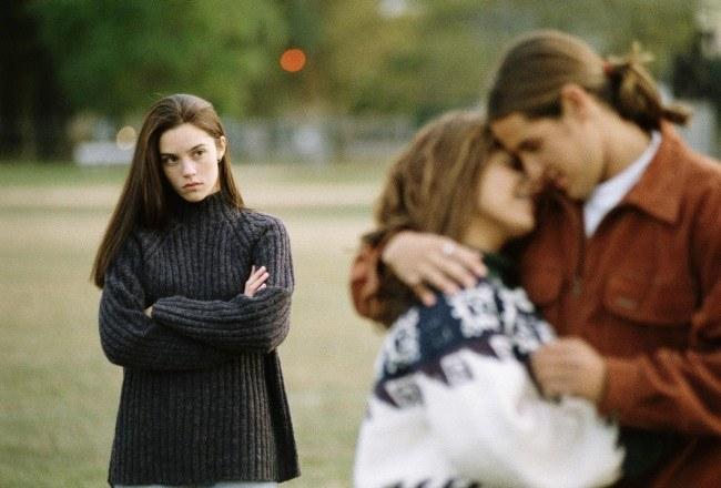 Любовь не живет долго без взаимности