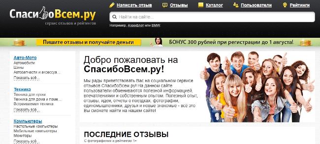 СпасибоВсем.ру