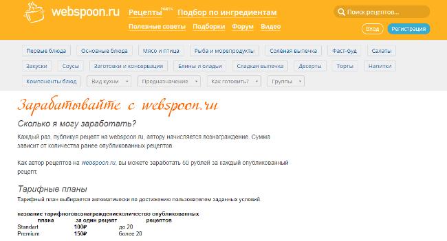 Webspoon.ru