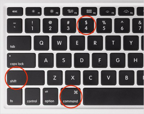 Как сделать на клавиатуре скриншот экрана